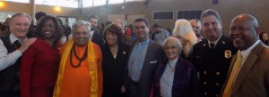 Gayatri Mantra & Gangajal formed part of Martin Luther King Interfaith Service in Nevada