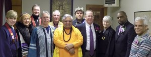 Multi-faith prayers ring in New Year in Nevada