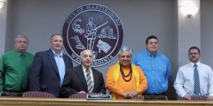 Hindu mantras open W. Virginia's Martinsburg City Council 1st time in 147 years