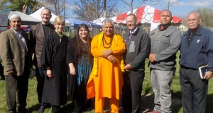 "Multi-faith prayers open ""Earth Day"" celebrations in Nevada"