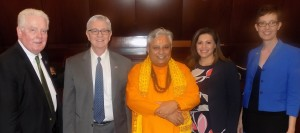 Hindu mantras open both Nevada Senate & Assembly