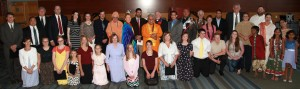 University of Nevada holds one-of-a-kind Hindu Baccalaureate Service