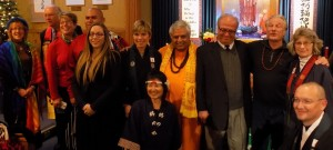 New Year welcomed with multi-faith prayers in Nevada