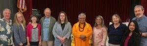 Gayatri-Mantra opened International Day of Peace celebrations in Nevada
