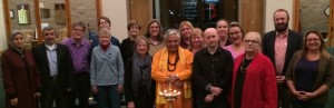 Gayatri Mantra opened multi-faith prayer service in Nevada on eve of US General Election